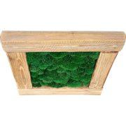 obraz-stare-drewno-old-wood-56x56cm-56-56-drewniany-mech-poduszkowy-ciemny-ciemnozielony-ball-pillow-moss-poduszki