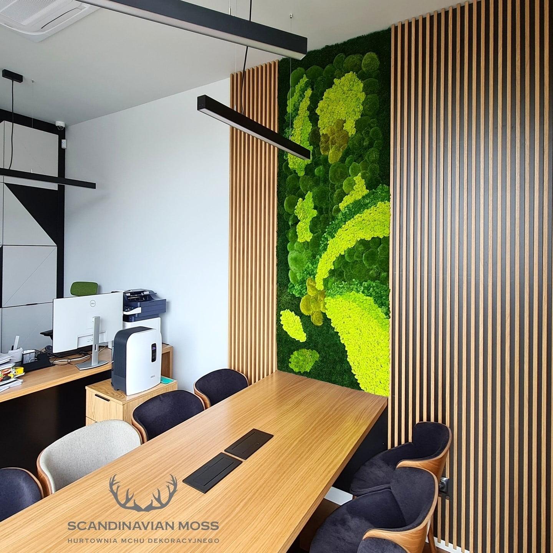 obrazy z roślin dla hotelu